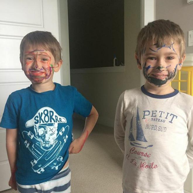 28 thảm cảnh dở khóc dở cười bố mẹ được chứng kiến sau khi để lũ trẻ ở nhà một mình - Ảnh 34.