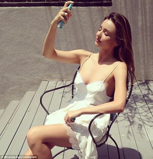 Thiên thần Miranda Kerr tiết lộ 5 quy tắc làm đẹp tất cả phụ nữ Úc thuộc nằm lòng - Ảnh 5.
