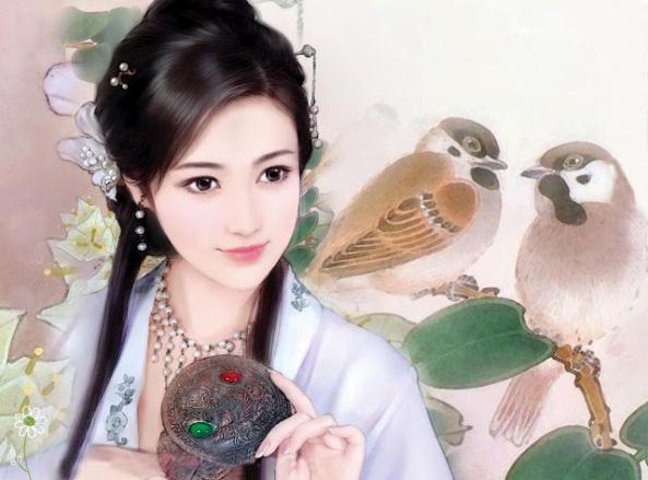 Trong chốn lầu xanh thấy chân tình: Cuộc đời ngắn ngủi đầy thơ mộng và bi đát của nàng kỹ nữ Lý Hương Quân - Ảnh 1.