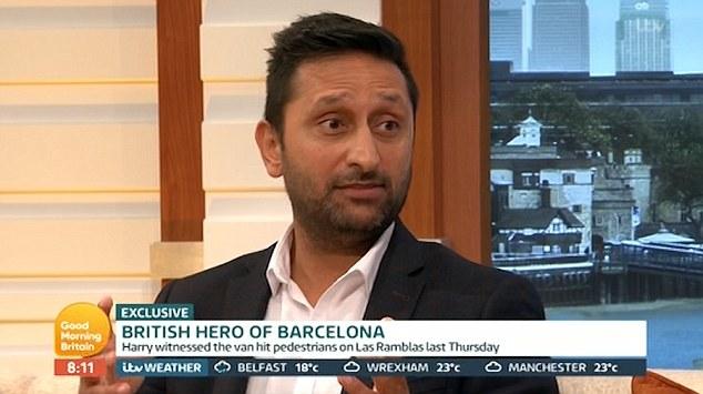 Giây phút lìa đời đầy ám ảnh của cậu bé mất tích trong vụ khủng bố Barcelona - Ảnh 2.