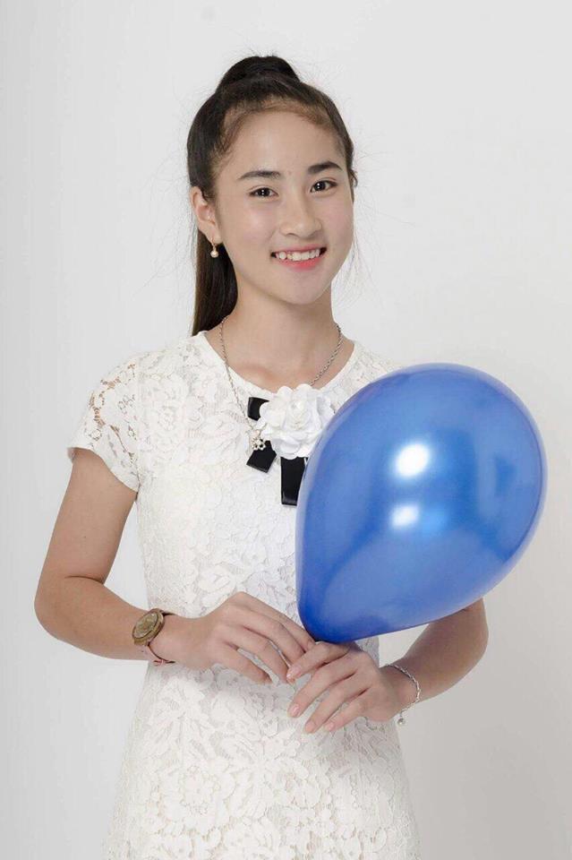 Gặp cô bé 14 tuổi xinh đẹp, hát dân ca ngọt lịm gây bão Giọng hát Việt nhí 2017 - Ảnh 3.