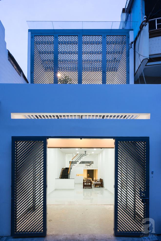 Ngôi nhà 40m² từ xuống cấp trầm trọng thành nơi nằm nghe nắng mưa lý tưởng của gia đình trẻ ở Sài Gòn - Ảnh 5.