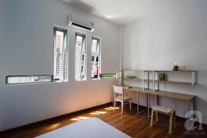 Ngôi nhà 40m² từ xuống cấp trầm trọng thành nơi nằm nghe nắng mưa lý tưởng của gia đình trẻ ở Sài Gòn - Ảnh 16.