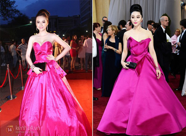 Thiên hạ đệ nhất sao chép phong cách của showbiz Việt: có lẽ là Angela Phương Trinh? - Ảnh 1.