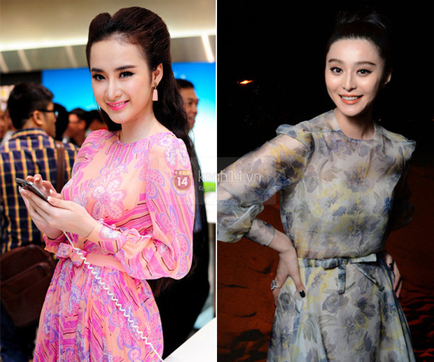 Thiên hạ đệ nhất sao chép phong cách của showbiz Việt: có lẽ là Angela Phương Trinh? - Ảnh 2.