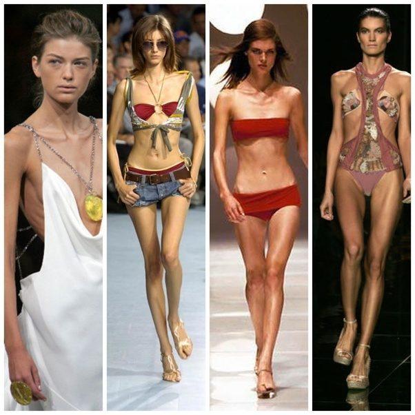 Sự thật trần trụi phía sau thân hình mảnh mai của người mẫu: Nhịn ăn, tiêm thuốc, rửa ruột hàng ngày - Ảnh 3.