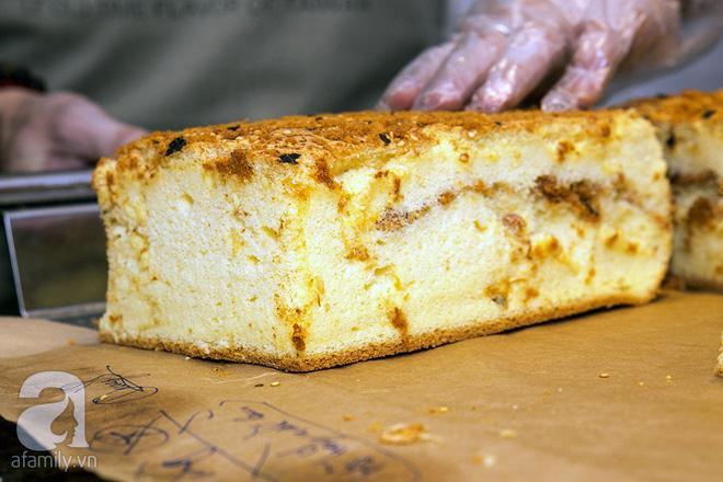 Cuối cùng, bánh bông lan khổng lồ Đài Loan từng gây sốt ở Sài Gòn cũng đã tới Hà Nội - Ảnh 12.