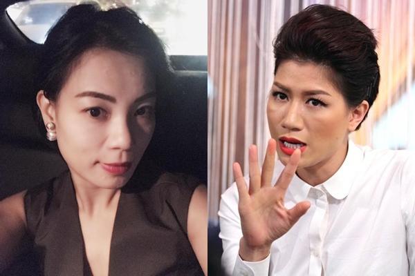 Vợ Xuân Bắc phản pháo Trang Trần: Thật đáng trách khi tôi đã cứu em khỏi bị đuổi học - Ảnh 2.