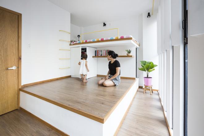 Ngôi nhà 18m² trong hẻm nhỏ vạn người mê của cặp vợ chồng trẻ ở Sài Gòn - Ảnh 12.