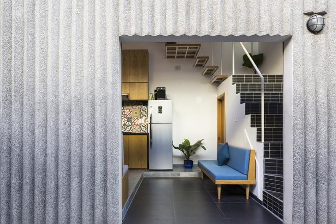 Ngôi nhà 18m² trong hẻm nhỏ vạn người mê của cặp vợ chồng trẻ ở Sài Gòn - Ảnh 5.