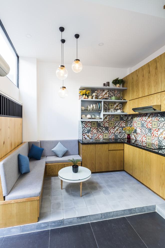 Ngôi nhà 18m² trong hẻm nhỏ vạn người mê của cặp vợ chồng trẻ ở Sài Gòn - Ảnh 7.
