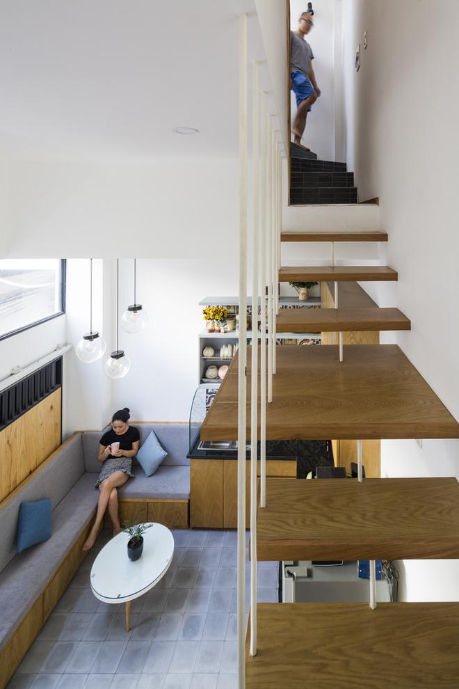 Ngôi nhà 18m² trong hẻm nhỏ vạn người mê của cặp vợ chồng trẻ ở Sài Gòn - Ảnh 11.
