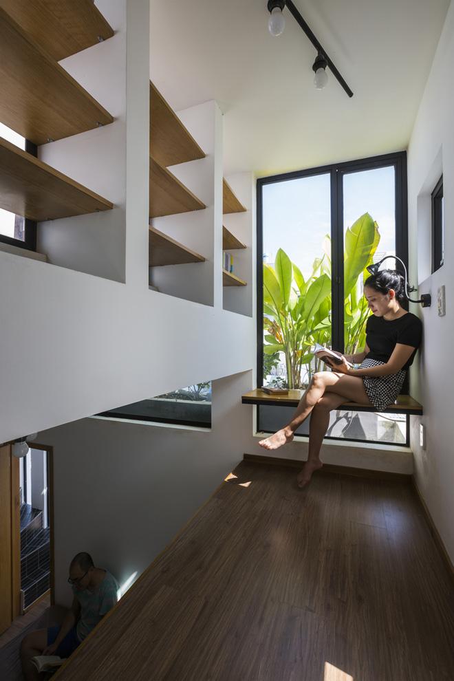 Ngôi nhà 18m² trong hẻm nhỏ vạn người mê của cặp vợ chồng trẻ ở Sài Gòn - Ảnh 23.