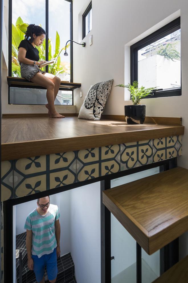 Ngôi nhà 18m² trong hẻm nhỏ vạn người mê của cặp vợ chồng trẻ ở Sài Gòn - Ảnh 21.