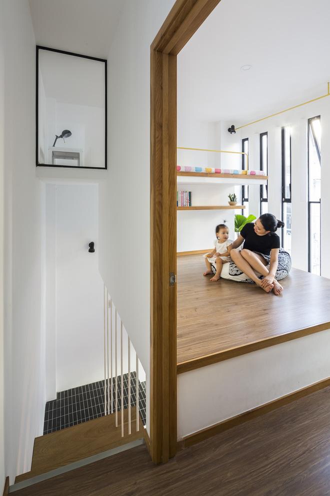 Ngôi nhà 18m² trong hẻm nhỏ vạn người mê của cặp vợ chồng trẻ ở Sài Gòn - Ảnh 17.
