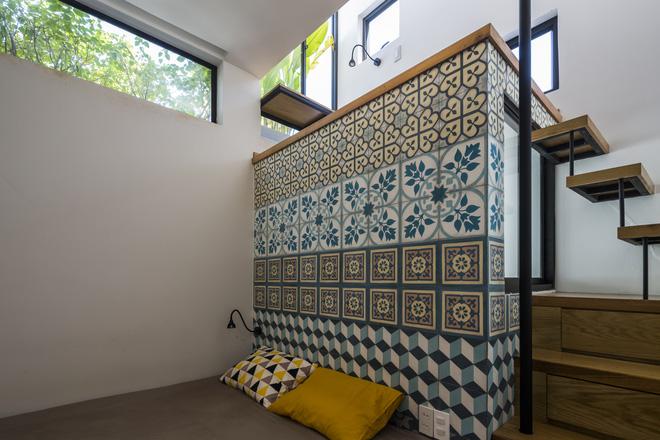 Ngôi nhà 18m² trong hẻm nhỏ vạn người mê của cặp vợ chồng trẻ ở Sài Gòn - Ảnh 19.