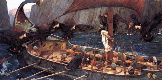 Những huyền thoại vừa hấp dẫn vừa rùng rợn đằng sau nhan sắc tuyệt trần của nàng tiên cá - Ảnh 2.