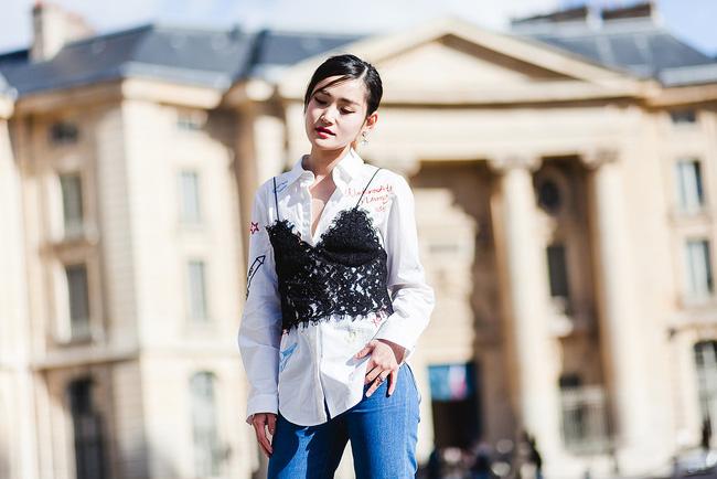 Ngại rút hầu bao mua thêm áo sơmi, thì bạn có thể tham khảo 5 cách mặc này để đổi mới - Ảnh 8.