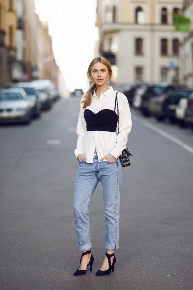 Ngại rút hầu bao mua thêm áo sơmi, thì bạn có thể tham khảo 5 cách mặc này để đổi mới - Ảnh 2.
