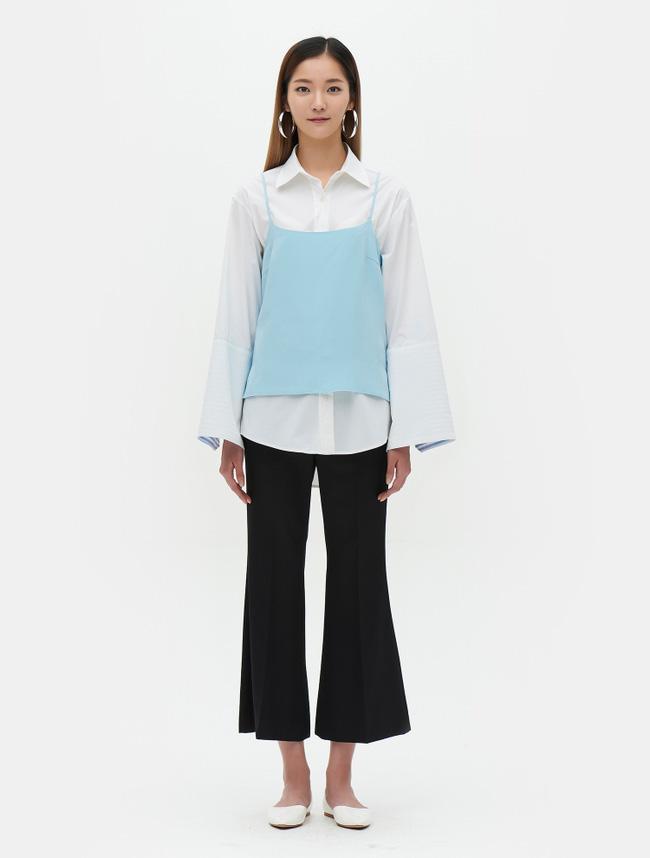 Ngại rút hầu bao mua thêm áo sơmi, thì bạn có thể tham khảo 5 cách mặc này để đổi mới - Ảnh 9.