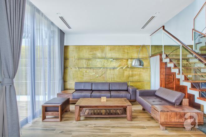 Căn biệt thự 110m² vừa xanh, vừa sang khiến nhiều người mơ ước ở Yên Hòa, Hà Nội - Ảnh 6.