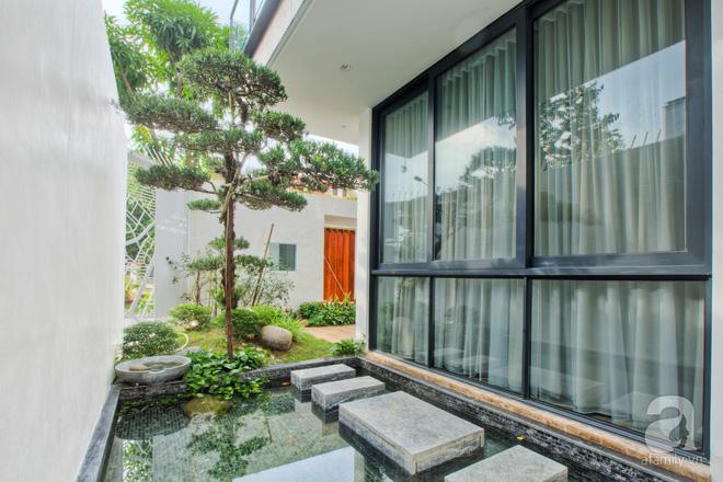 Căn biệt thự 110m² vừa xanh, vừa sang khiến nhiều người mơ ước ở Yên Hòa, Hà Nội - Ảnh 2.
