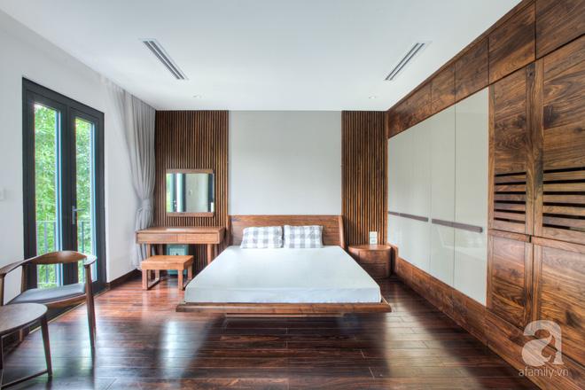 Căn biệt thự 110m² vừa xanh, vừa sang khiến nhiều người mơ ước ở Yên Hòa, Hà Nội - Ảnh 11.