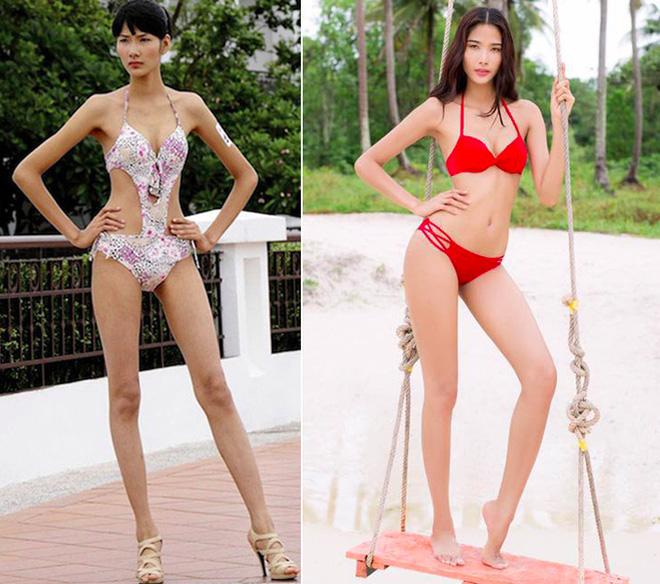 Đâu là người đẹp có sự lột xác ngoạn mục nhất tại các cuộc thi nhan sắc trong năm 2017 - Ảnh 16.