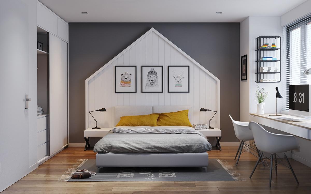 Làm mới phòng ngủ của bạn với những cách cực kỳ đơn giản