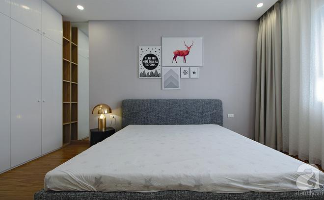 Với 350 triệu, căn hộ ở quận Thanh Xuân đã lột xác hoàn toàn theo yêu cầu rẻ, đẹp, hiện đại của gia chủ - Ảnh 4.
