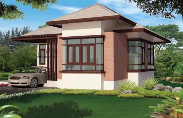 Chẳng cần cao tầng, 9 ngôi nhà 1 tầng này cũng đủ khiến bạn hài lòng về cả thiết kế lẫn công năng - Ảnh 11.