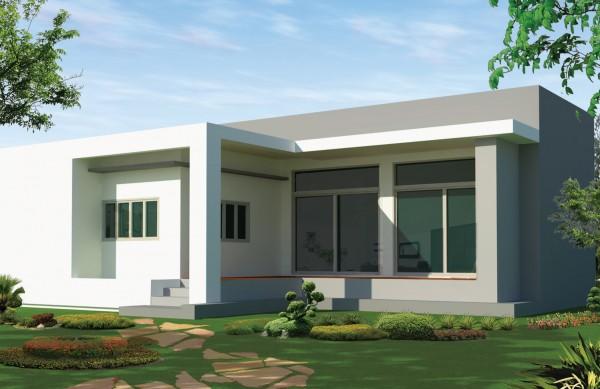 Chẳng cần cao tầng, 9 ngôi nhà 1 tầng này cũng đủ khiến bạn hài lòng về cả thiết kế lẫn công năng - Ảnh 13.