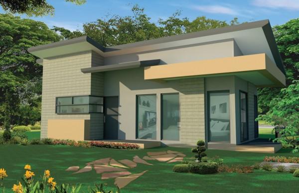 Chẳng cần cao tầng, 9 ngôi nhà 1 tầng này cũng đủ khiến bạn hài lòng về cả thiết kế lẫn công năng - Ảnh 15.
