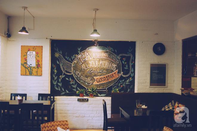 5 quán cafe vừa chất, vừa đẹp ẩn mình trong những ngôi biệt thự cổ ở Hà Nội - Ảnh 13.