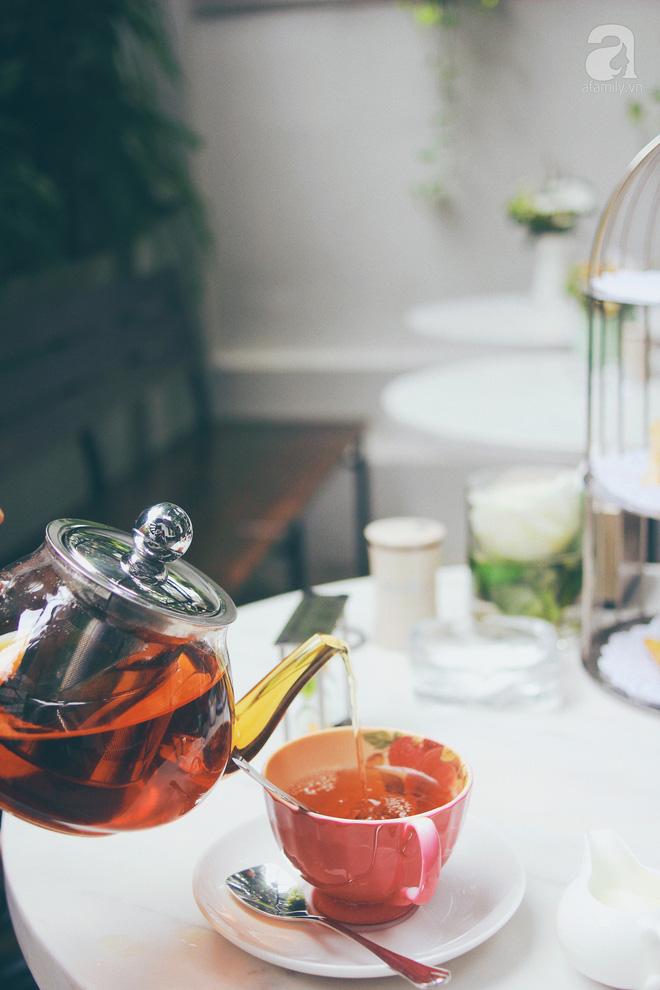 5 quán cafe vừa chất, vừa đẹp ẩn mình trong những ngôi biệt thự cổ ở Hà Nội - Ảnh 30.