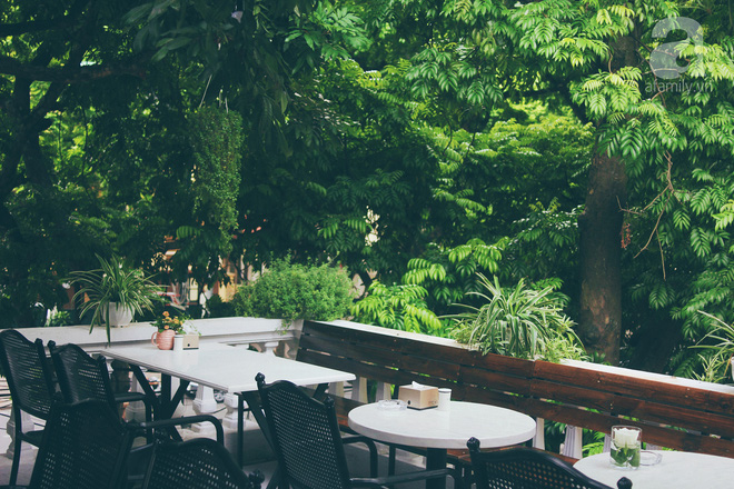 5 quán cafe vừa chất, vừa đẹp ẩn mình trong những ngôi biệt thự cổ ở Hà Nội - Ảnh 27.