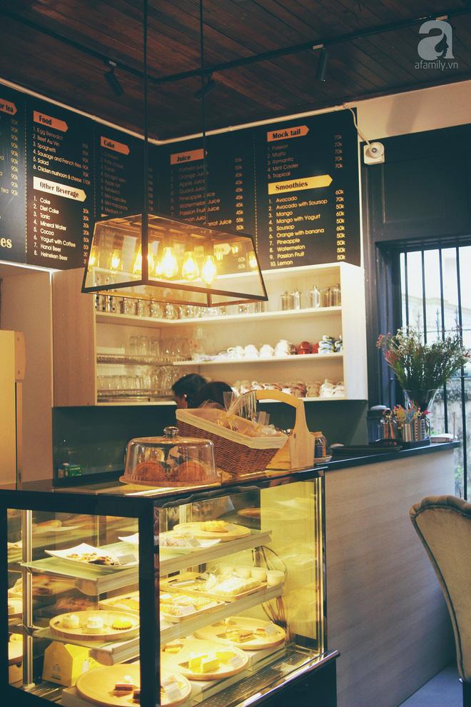 5 quán cafe vừa chất, vừa đẹp ẩn mình trong những ngôi biệt thự cổ ở Hà Nội - Ảnh 23.