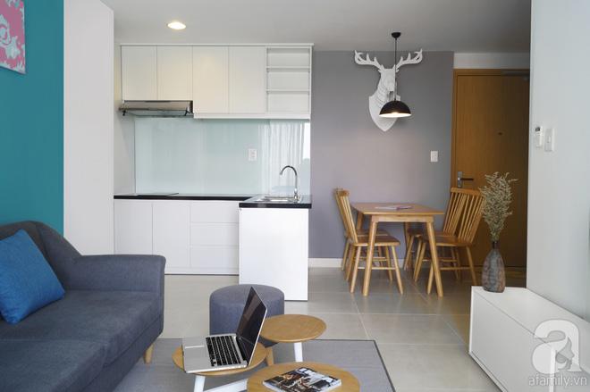 Ngắm căn hộ 76m² vừa tiện nghi, vừa thẩm mỹ với tổng chi phí cải tạo và nội thất chỉ 120 triệu ở Sài Gòn - Ảnh 5.