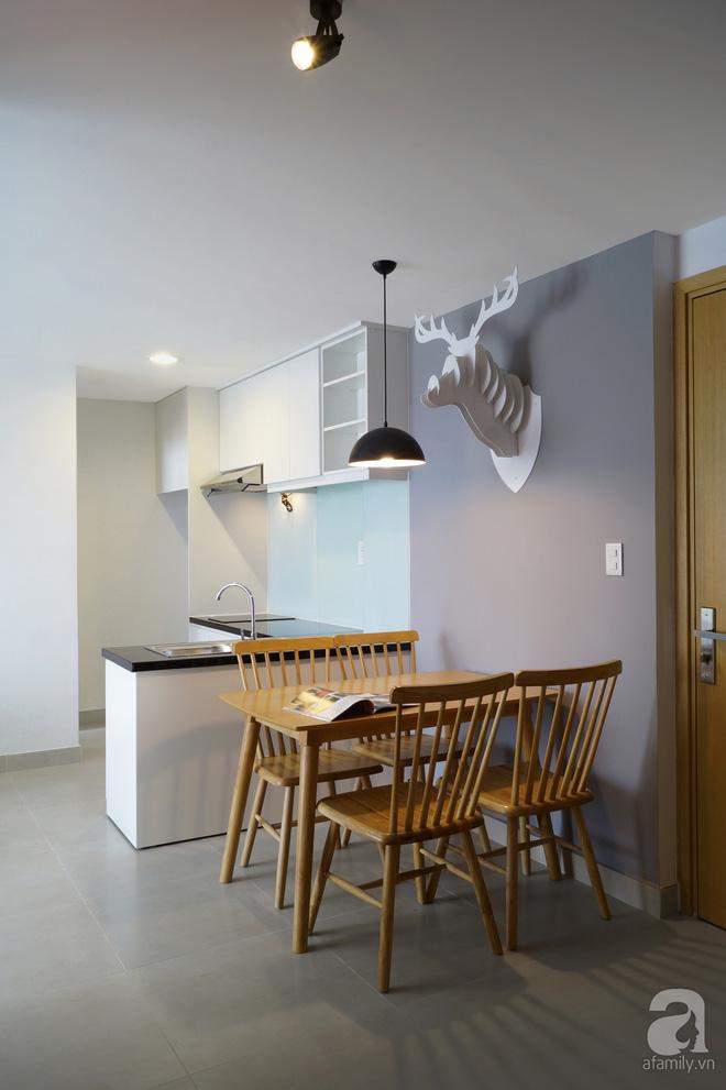 Ngắm căn hộ 76m² vừa tiện nghi, vừa thẩm mỹ với tổng chi phí cải tạo và nội thất chỉ 120 triệu ở Sài Gòn - Ảnh 6.