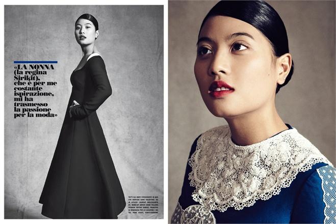 Không quá xinh cũng chẳng quá cao, công chúa Thái Lan vẫn tự tin trở thành biểu tượng thời trang nhờ vào gu mặc đẹp - Ảnh 2.