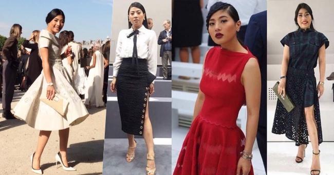Không quá xinh cũng chẳng quá cao, công chúa Thái Lan vẫn tự tin trở thành biểu tượng thời trang nhờ vào gu mặc đẹp - Ảnh 8.