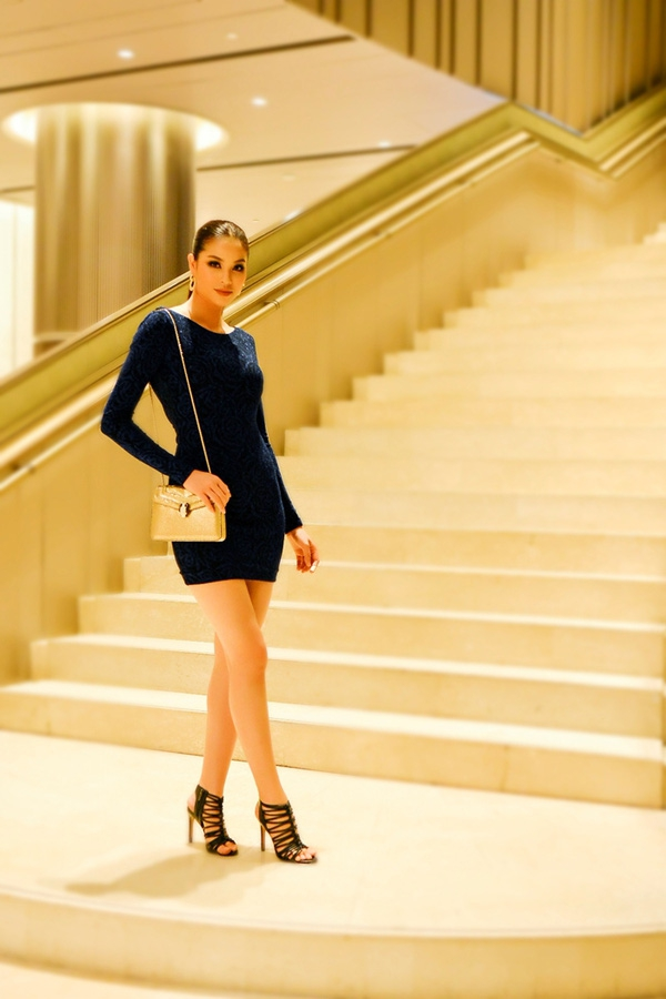 Từ mờ nhạt về nhan sắc lẫn phong cách thời trang, phải mất tận 7 năm Phạm Hương mới có chỗ đứng trong Vbiz - Ảnh 17.