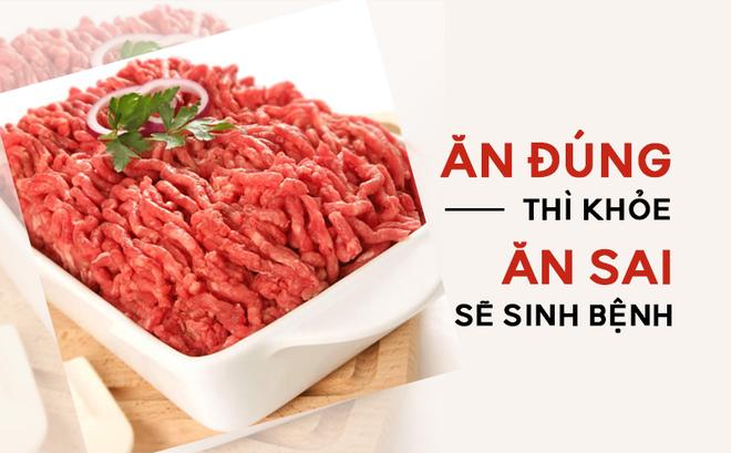 Chuyên gia dinh dưỡng: Khéo đi chợ thì không chọn mua những thực phẩm này về ăn - Ảnh 1.