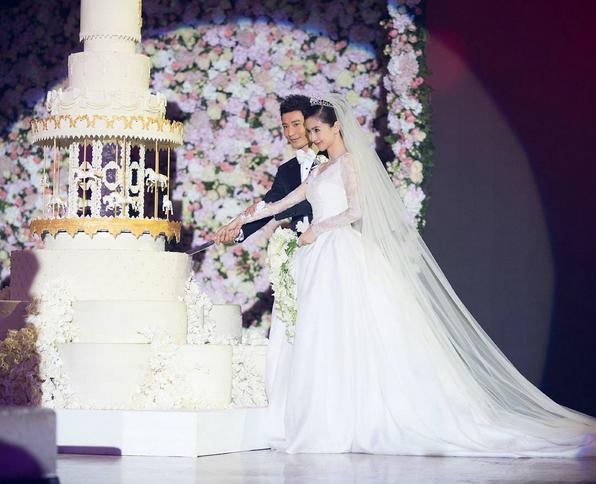 Cùng với Song Hye Kyo, nhiều người đẹp cũng từng diện thiết kế váy cưới Dior trong ngày trọng đại - Ảnh 8.