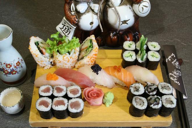 Thu sang, đón ngày vàng khuyến mại từ nhà hàng Nhật Bản Sushibar - Ảnh 2.
