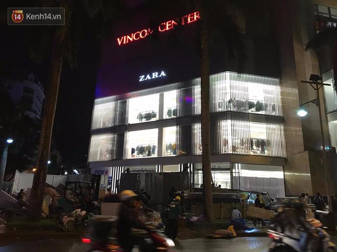 HOT: Tận mặt ngắm trọn 3 tầng của store Zara Hà Nội, to và sáng nhất phố Bà Triệu - Ảnh 1.