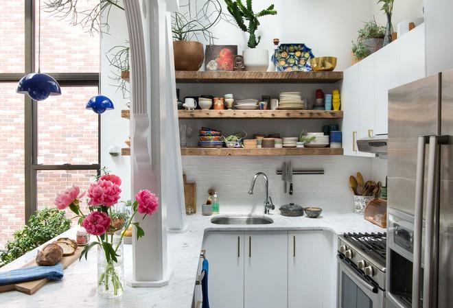 Chỉ khoảng 5m² nhưng căn bếp này chính là giấc mơ của các bà nội trợ - Ảnh 3.