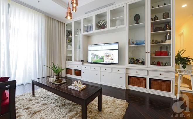 Căn hộ 99m² vừa chất, vừa có kho lưu trữ khủng với chi phí cải tạo 300 triệu đồng ở Hà Nội - Ảnh 6.