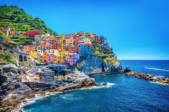 Cinque Terre – Chạm tay vào giấc mơ mang màu cổ tích của nước Ý - Ảnh 1.