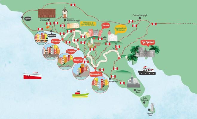 Cinque Terre – Chạm tay vào giấc mơ mang màu cổ tích của nước Ý - Ảnh 2.